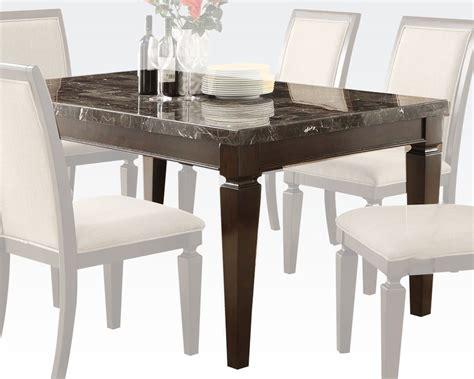 acme dining table agatha ac70485
