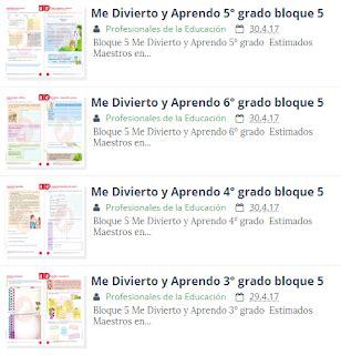 libro me divierto y aprendo 1 grado pdfsdocuments2com bloque 5 me divierto y aprendo material educativo club