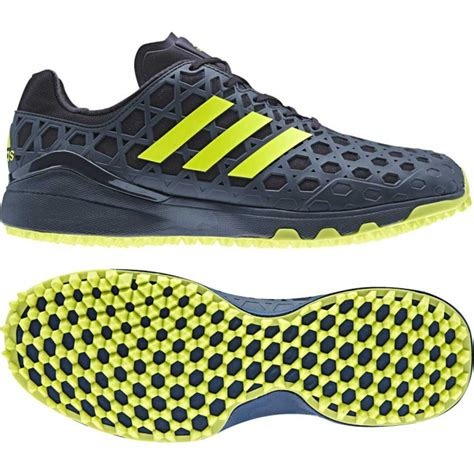 hockey shoes adidas adizero hockey shoes blue yellow