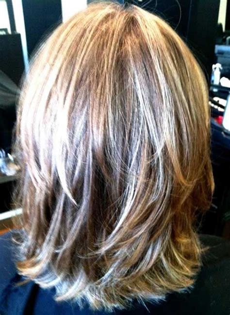shoulder length inverted bob haircut over 50 25 best ideas about layered bob haircuts on pinterest