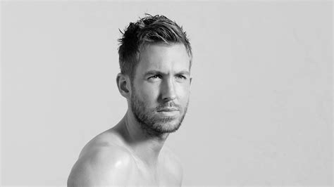 calvin haris watch calvin harris on set for his armani ad and see