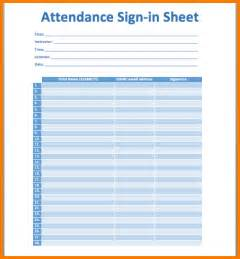 meeting sign in sheet template doc 432593 exle sign in sheet printable sign in