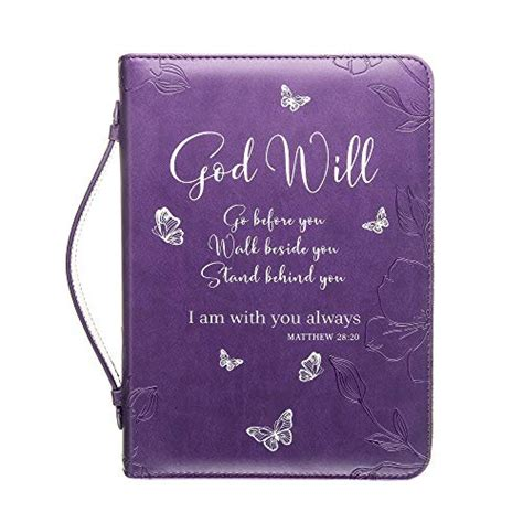 Compare Price To Extra Large Bible Cover For Women