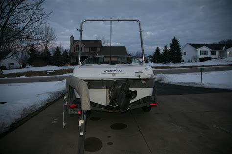 monkey ls for sale four winns horizon 180 ls 2000 for sale for 7 000 boats