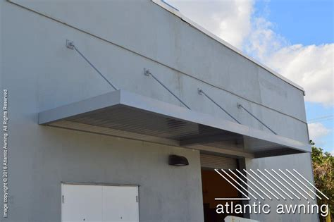 architectural metal awnings architectural structures metal awnings atlantic awning