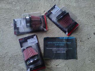 filter karburator pe 28 by koso racing advie motor