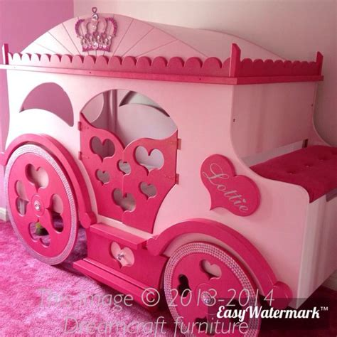Handmade Princess Bed - princess carriage bed handmade by www