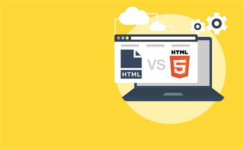 perbedaan html  html