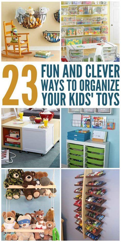 toy organization ideas 23 fun and clever ways to organize toys organization