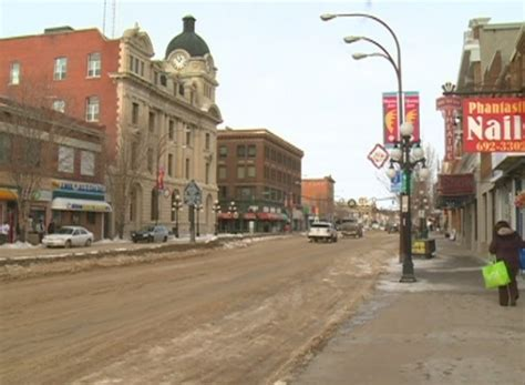 moose jaw population growth fell  national rate
