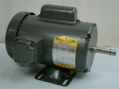 Electric Motor Baldor by 5 Hp Baldor Motor Wiring Diagram 5 Hp Electric Motor