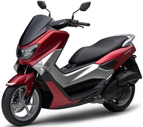 tmaxゆずりのデザインを持った125ccスクーター nmaxが新登場 ニュース タンデムスタイル