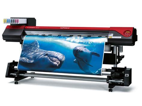 Printer Sublim sublim rf 640 dye sublimation system 4 colour wide
