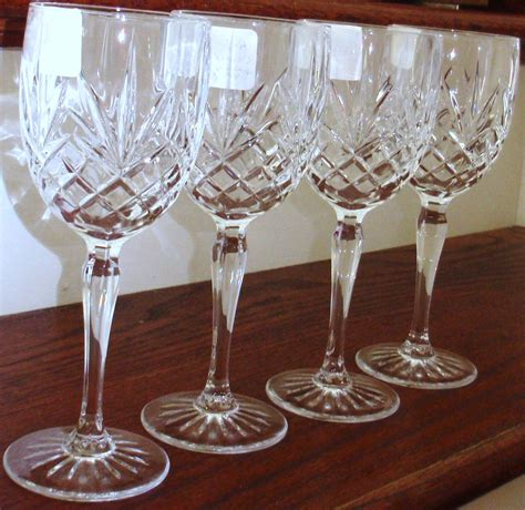 fine crystal four royal gallery wine fine crystal glasses by glasspalace