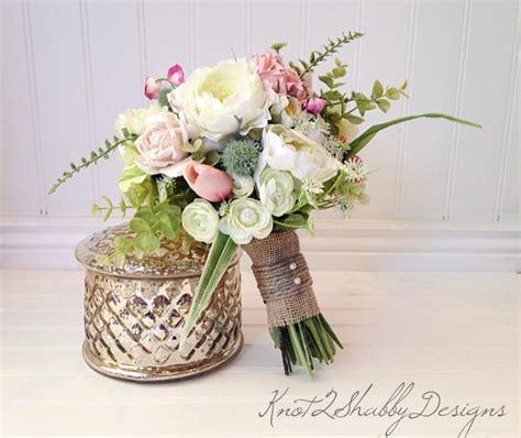 shabby chic wedding flowers blush bridal bouquet wedding dried bridal bouquets dried flowers shabby chic