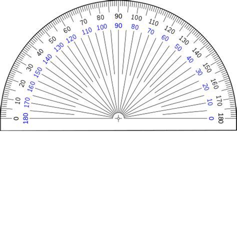 printable protractor cards 360 degree protractor printable invitation templates