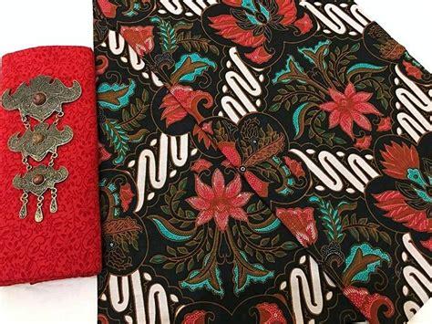 Kemeja Batik Jokowi Embos kain batik pekalongan batik printing motif iwan tirta