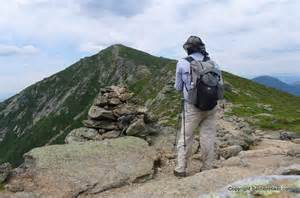 white mountains hiking and backpacking section hikers