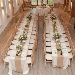 Hessian Burlap Table Runner   The Wedding of My Dreams