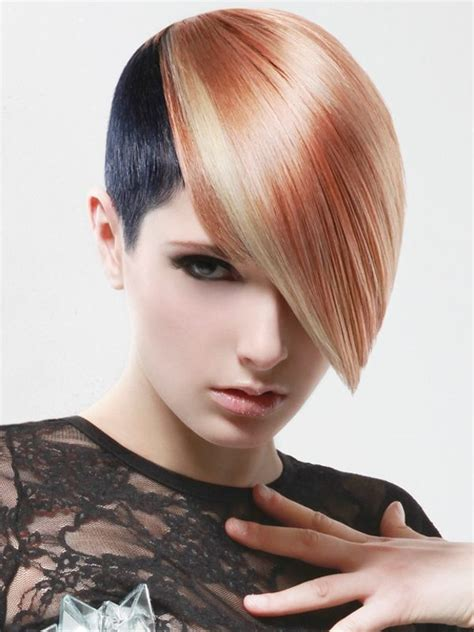 edgy hair color 1000 ideas about edgy hair colors on edgy