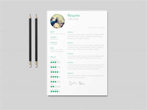 cv template download adobe 50 beautiful free resume cv templates in ai indesign