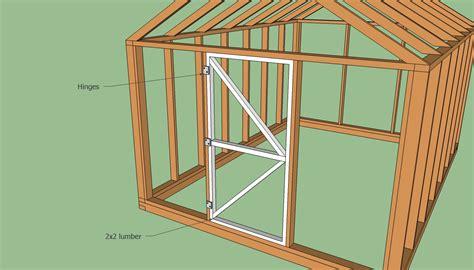 green house door invernaderos c 243 mo construir un invernadero de madera paso