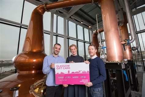 Distillery Gift Card - new glasgow gift card launched covering citywide restaurants and attractions glasgowist