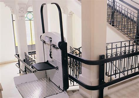 pedane per scale soluzioni per disabili servoscala e montascale per la