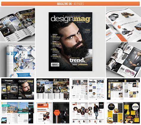 graphic design magazine professional graphic design magazine templates resources