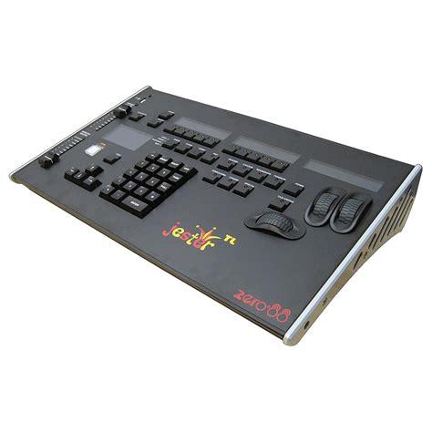 console eclairage console eclairage pour automatiques zero 88 jester tl