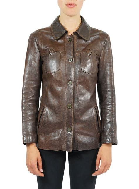 vintage jackets 70 s napa leather jackets rerags