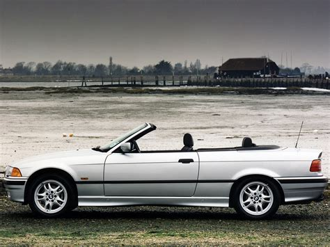 BMW 3 Series Cabriolet (E36)   1993, 1994, 1995, 1996