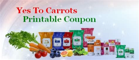 coding for carrots yes to carrots printable coupon 2018 spa deals in