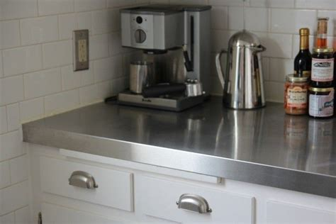 Budget Kitchen Countertops by Budget Kitchen Countertops Ideas Sheet Metal Tile Wood