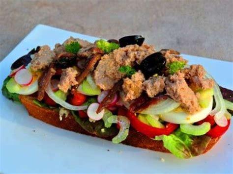 tope bagnate les meilleures recettes de tartines et anchois