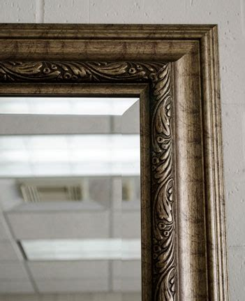 Custom Framed Bathroom Mirrors Gold Silver Framed Bathroom Mirrors Custom Sized