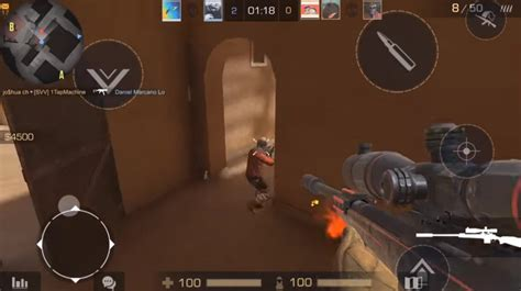 standoff     android apk