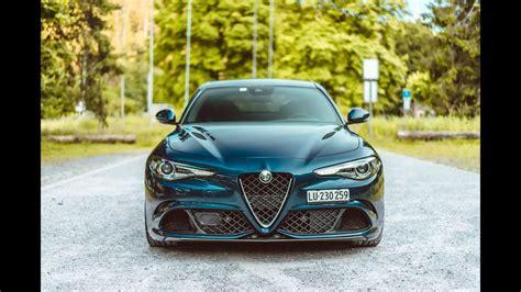 Buy Alfa Romeo by I Would Buy The Alfa Romeo Giulia Quadrifoglio