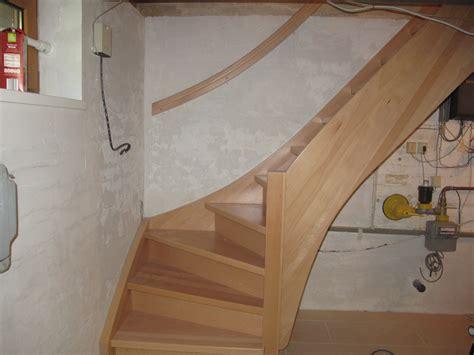 treppengeländer handlauf treppen aller aus holz fertigt die tischlerei janssen
