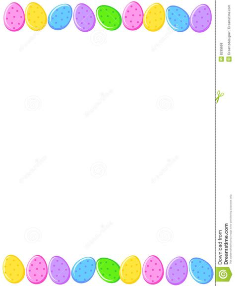 free easter clipart easter egg clipart border bbcpersian7 collections