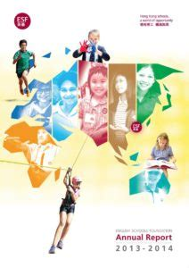 english schools foundation  international schools  hk accounts  annual reports esf