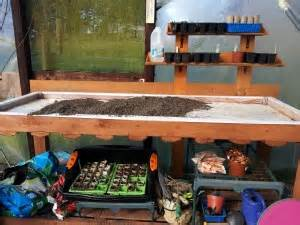 heated propagation bench seeds and the joy of springgreenside up