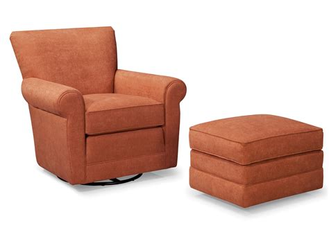 swivel chair and ottoman 514 style swivel chair and ottoman hardwood creations