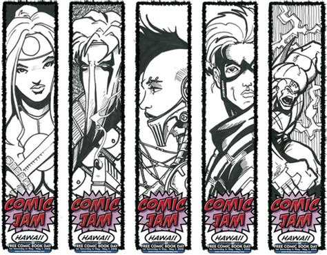 printable deadpool bookmarks wildcats bookmarks free printable papercraft templates