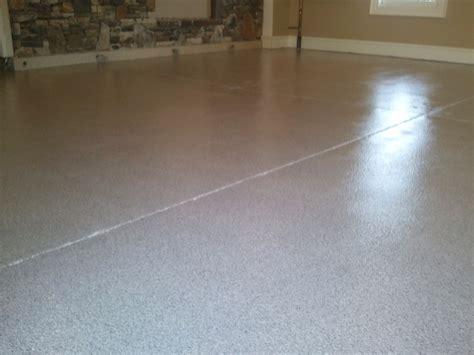 vinyl flooring with vinyl chip epoxy floor epoxy garage