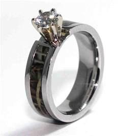 camo wedding rings sets camo wedding ring sets for wedding and bridal inspiration
