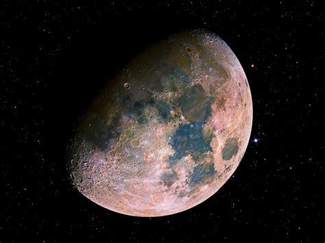 the moon amazing moon namaha