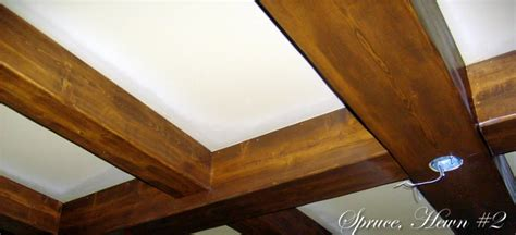 custom decorative cedar box beams from woodland custom portfolio pictures of woodland custom beams used as