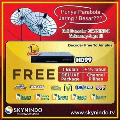gratis delapan belas bulan  skynindo agen pejualan