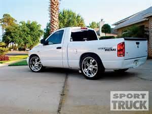 Dodge Sport Truck Homegrown Haulers Custom Sport Trucks 2006 Dodge Ram Photo 10